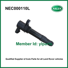 NEC000110L short dry car spark coil for LR1 Freelander 1 1996-2006 auto ignition coil replacement parts high quality retailer