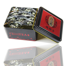 Chinese oolong tea series new 2013 Anxi tieguanyin Tin box packaging The Chinese famous tea gift  tea 10pcs
