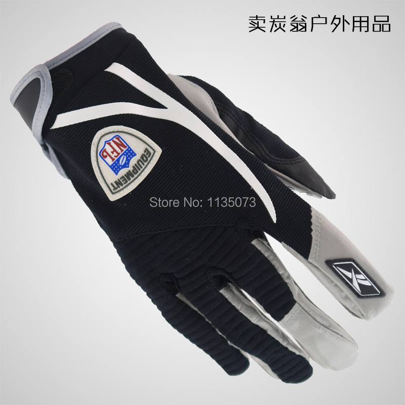American Football Gloves Baseball Gloves Wear-resisting prevent slippery rugby gloves HOT SALES high quality(China (Mainland))