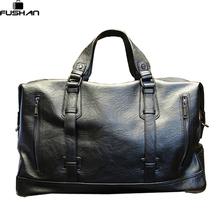 Mode Hommes de Voyage Sacs Marque bagages Étanche valise sac de voyage de Grande Capacité Sacs casual Haute-capacité sac à main en cuir(China (Mainland))
