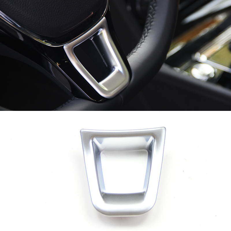 2016 Car Styling ABS Steering Wheel Sequins Cover For VW Golf 7 Sagitar Lavida Polo GRAN LAVIDA 2015 Accessory Sequins<br><br>Aliexpress