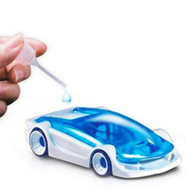 New  2015 OWI Green Energy Toys Salt Water Fuel Cell Car DIY Kits(China (Mainland))