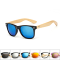High Quality 100 Natural Handmade Wood Sunglasses Men Women Wooden Sunglass For Mens Woman Sun Glasses