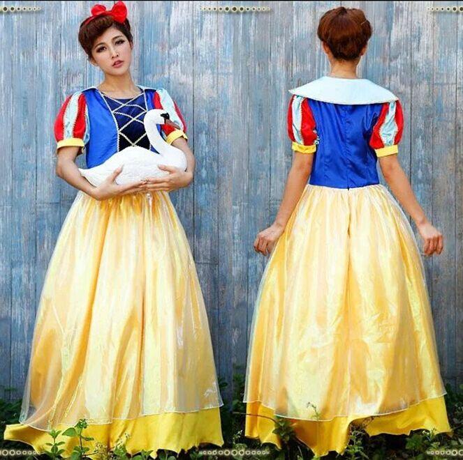 Adult Snow White Halloween