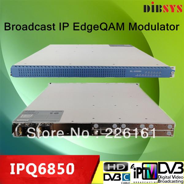 IP QAM modulator for catv with built-in multiplex,scrambler(China (Mainland))