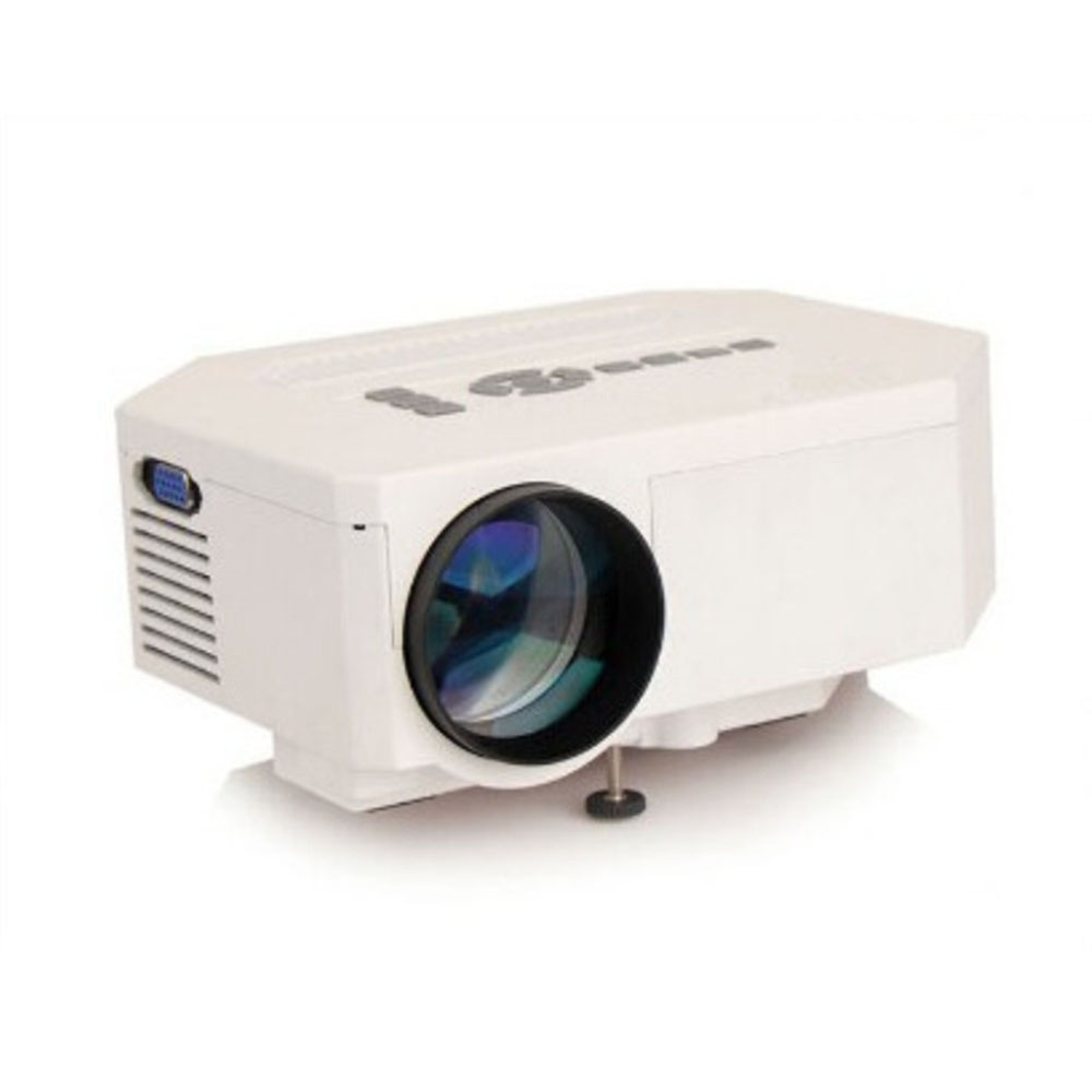 Best promotion 1200lms mini projector hd portable for Portable video projector