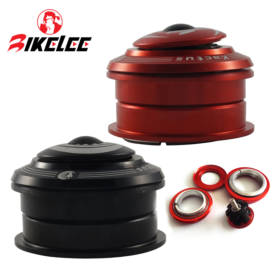2015 hot Bike Bicycle Road MTB Headsets Threadless semi-internal headset Sealed Cartridge Bearings 6061AL-T6 CNC Bicycle Parts(China (Mainland))
