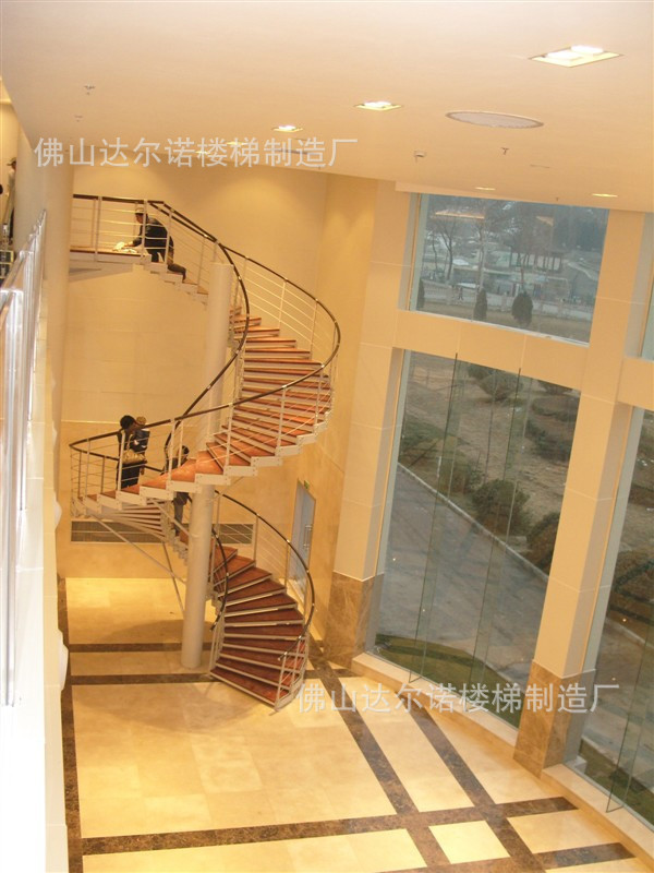 Supply indoor stairs, stainless steel column, wood column, engineering fence, crystal stud accessories(China (Mainland))