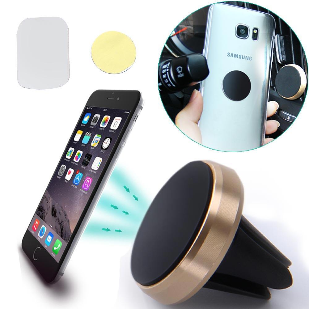 magnetic mobile car phone holder case for iphone 6 6s plus 5s se 4s samsung galaxy grand prime. Black Bedroom Furniture Sets. Home Design Ideas