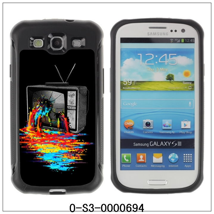 Cooling Case For Samsung Galaxy S3 : Newest for samsung galaxy s i hybrid heavy duty