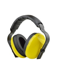Hot Selling Adjustable ear protector High Quality Indoor Outdoor Noiseproof Ear Muffler for hearing protection Free shipping(China (Mainland))