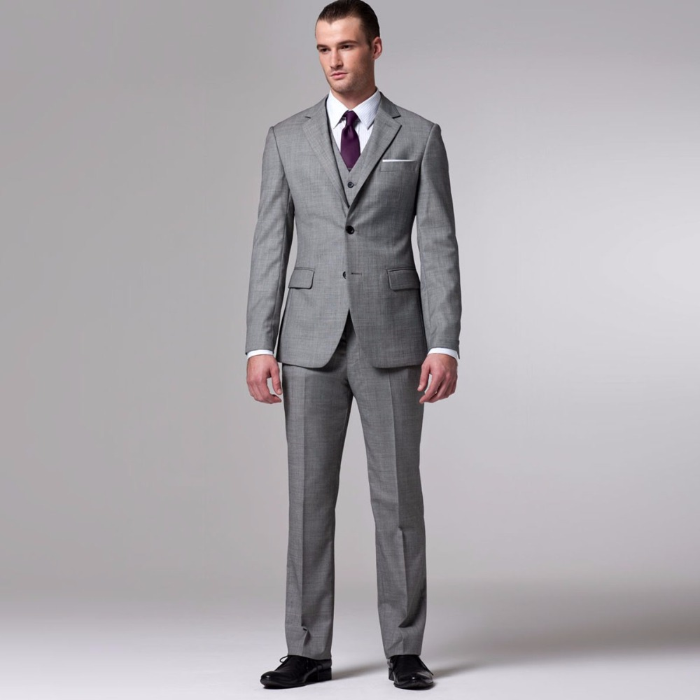 the gallery for gt gray groom suits for wedding
