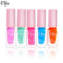 FM Pro Nail Polish 5 Pcs a Combination Set (30ml) 4 Awesome Fashion Styles with Nail File Makeup Beauty Care Nail Lacquer Gel(China (Mainland))