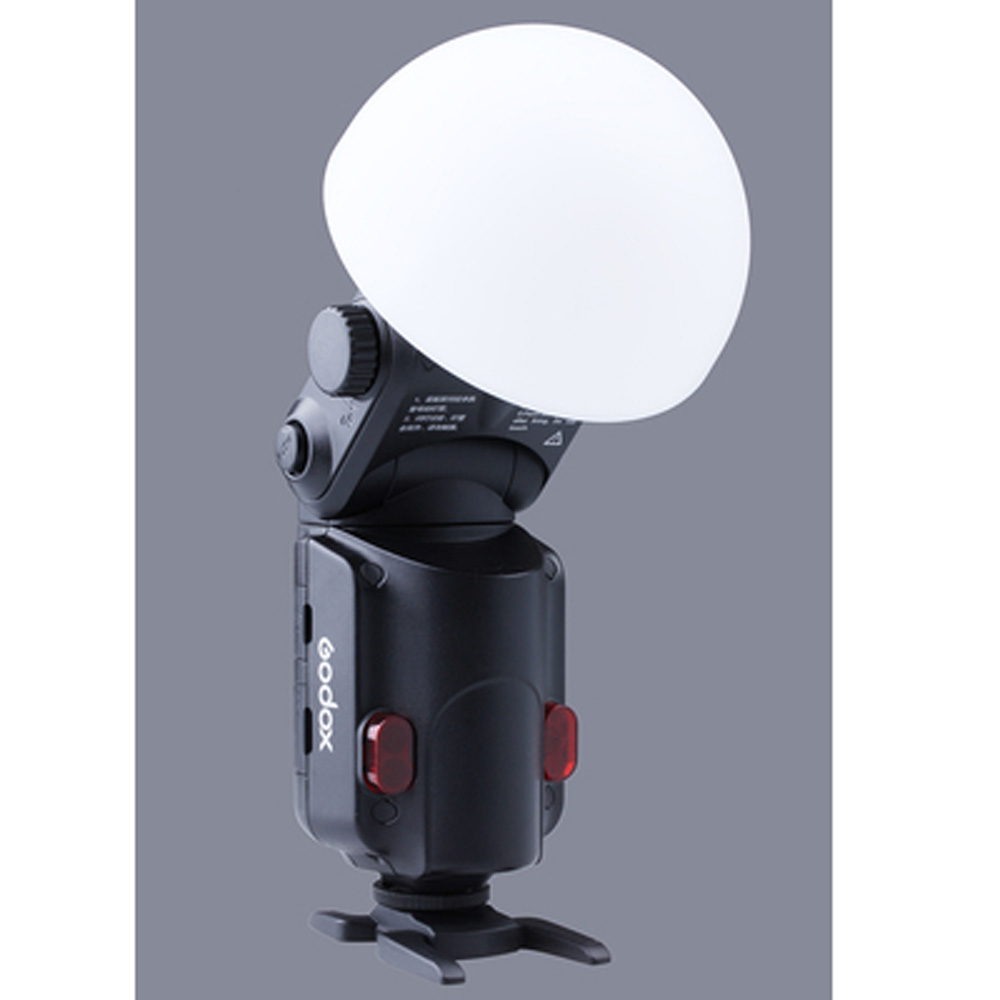 Flash Accessories Godox AD-S17 Wide Angle Soft Focus Shade Diffuser hemispherical compensation for Speedlite Flash AD180 AD360(China (Mainland))