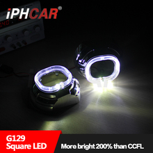 Buy Free IPHCAR Auto Light Car Light Source D2H Bulb Q5 Xenon Projector Lens Car Styling Universal Headlights Retrofit for $84.99 in AliExpress store