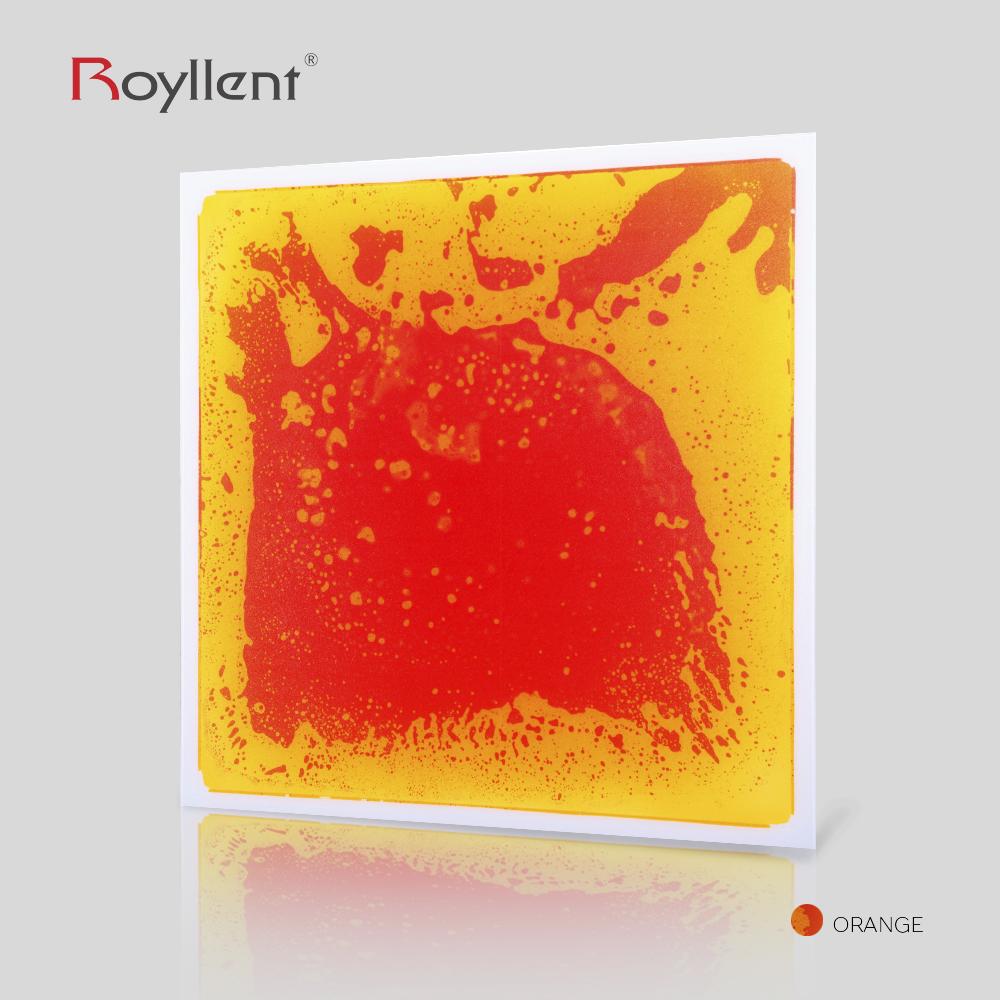 2016 Royllent mixed color pvc plastic liquid floor vinyl tiles types basketball court restaurant danceroom market home etc decor(China (Mainland))