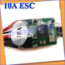 New Parts 10A ESC Brushless Motor Speed Controller RC+ accept Paypal + Free shipping