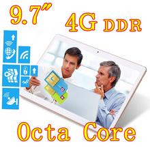 9 7 inch 8 core Octa Cores 2560X1600 IPS DDR 2GB ram 32GB 8 0MP 3G