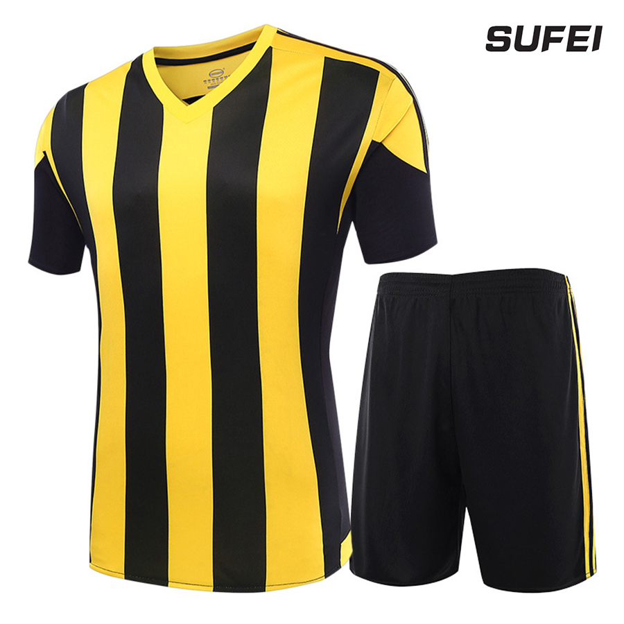New arrival Football Children Soccer set Jersey Uniform kits Adult Training suit Breathable Short Sleeve jerseys shirt(China (Mainland))