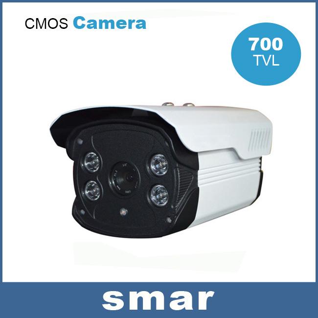 700TVL CMOS 60-80Meter Long Distance Array IR Night Vision Outdoor Security CCTV Camera Free Shipping(China (Mainland))