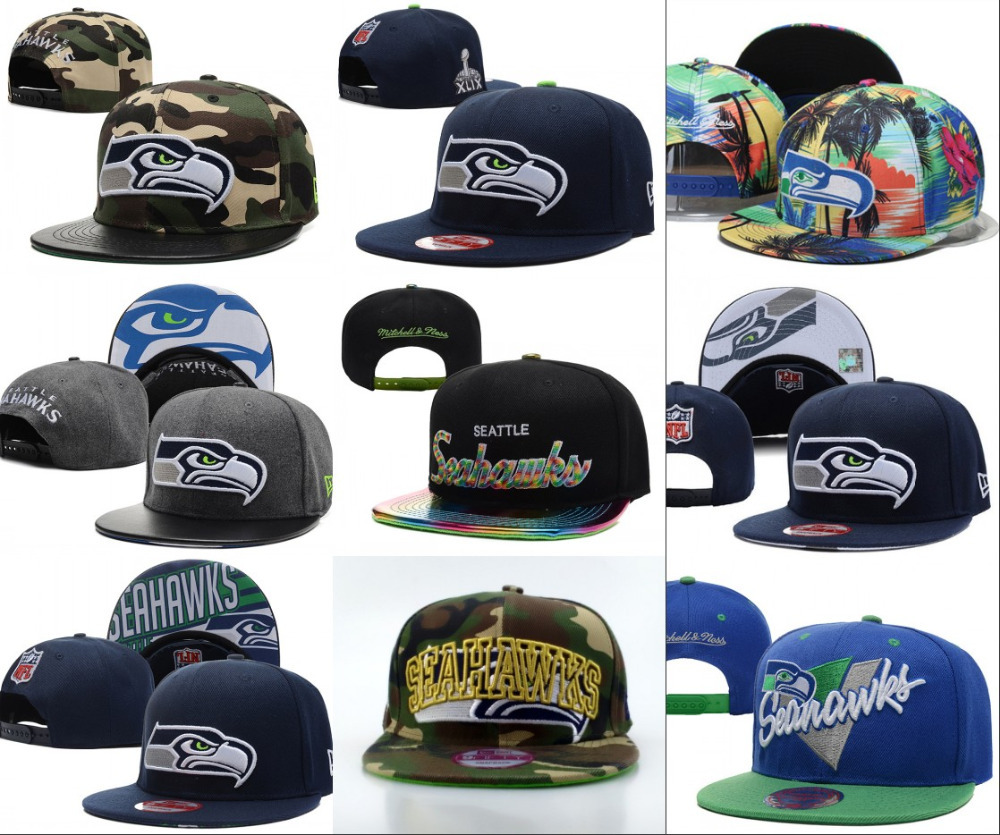 Free fast shipping Best Quality nfl cap all team Seahawks cap Snapbacks 17 colors San Diego Chargers HATS(China (Mainland))