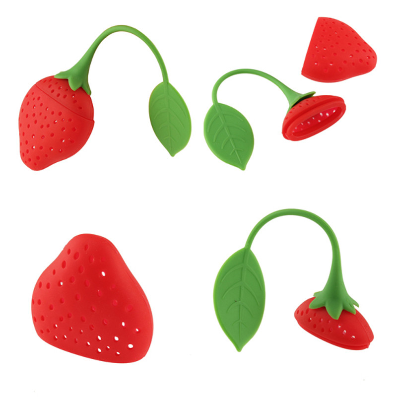 Lovely Fruit Strawberry Shape Silicone Tea Herbal Spices Leaf Infuser Strainer For Loosing Leaf Tea In Teapot, Teacup  Lovely Fruit Strawberry Shape Silicone Tea Herbal Spices Leaf Infuser Strainer For Loosing Leaf Tea In Teapot, Teacup  Lovely Fruit Strawberry Shape Silicone Tea Herbal Spices Leaf Infuser Strainer For Loosing Leaf Tea In Teapot, Teacup  Lovely Fruit Strawberry Shape Silicone Tea Herbal Spices Leaf Infuser Strainer For Loosing Leaf Tea In Teapot, Teacup  Lovely Fruit Strawberry Shape Silicone Tea Herbal Spices Leaf Infuser Strainer For Loosing Leaf Tea In Teapot, Teacup  Lovely Fruit Strawberry Shape Silicone Tea Herbal Spices Leaf Infuser Strainer For Loosing Leaf Tea In Teapot, Teacup