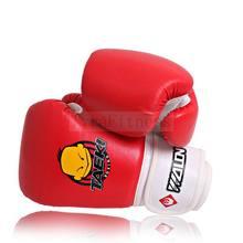 4 Oz הילדים ילדי Cartoon קרבות MMA להילחם כפפות אגרוף בעיטת 4 ColorTraining גיל 5-12(China)
