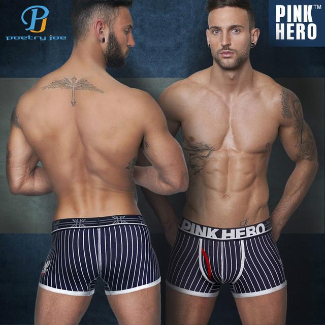 Розовый герой 4 новый цвет полосы хлопок пряжа-окрашенные британский мода бренд мужской ...