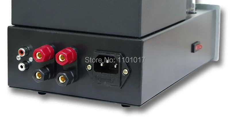 Danyun 6N3 6P14 EL84 tube amplifier HIFI EXQUIS singal-ended Class A speaker headphone amp