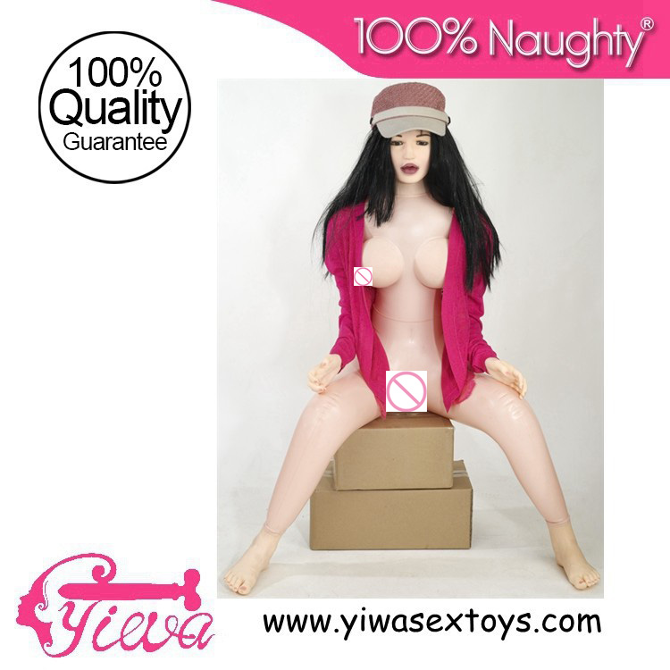 2016 China factory sale,Real Japanese Sex Love Dolls Silicone semi-solid inflatable sex doll oral anal vaginal men sex products(Hong Kong)