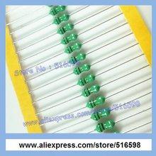 Код индукторы AL0410 0410 56UH 1 / 2 Вт 0.5 Вт осевая ведущий основные индукторы, Резистор в форме индукторы 100 шт./пакет