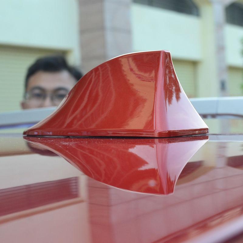Volkswagen car enhance signal shark fin decoration antenna for Antenna decoration