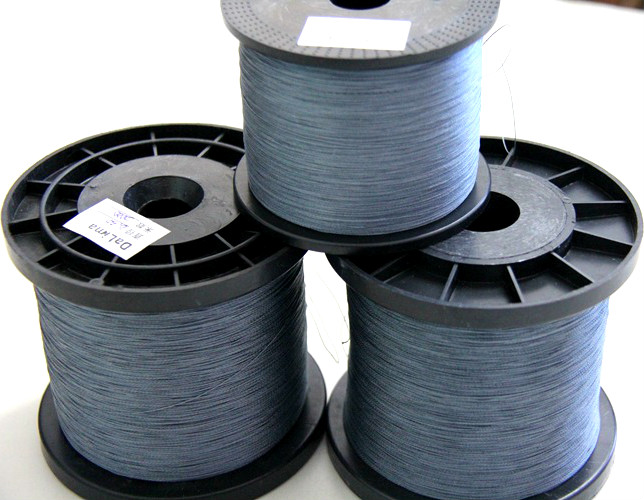 High quality 1000m 4 strand to /PE braided line fishing horse fish line woven grey fabric line(China (Mainland))