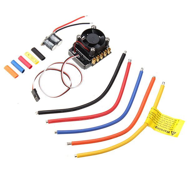 1/8 1/10 RC Car Parts 120A Turbo Multifunction ESC<br><br>Aliexpress