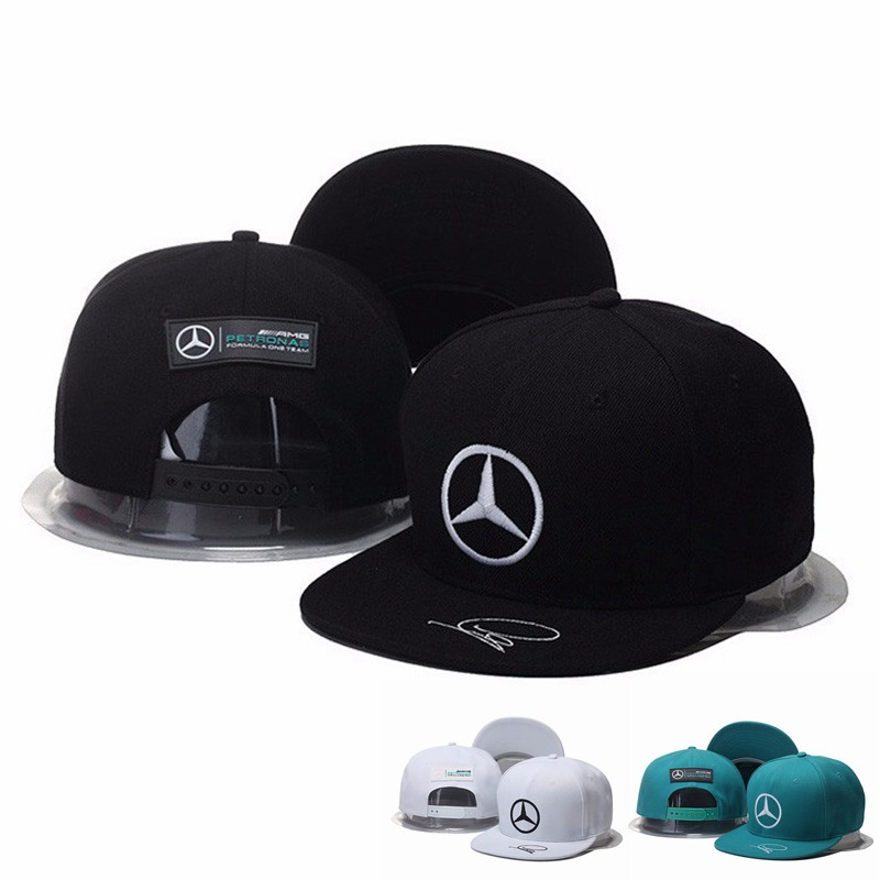 2016 new cap Lewis Hamiltons Signature Edition snapback hat F1 Champion Racing sports Baseball chapeau Automobile trucker hat(China (Mainland))