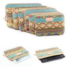 Computer Bag Notebook Smart Cover For ipad MacBook Bohemia Sleeve Case 11 12 13 15 inch Laptop Bags For ipad 2 3 4 5 mini Air