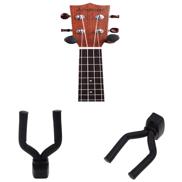 Electric Guitar Wall Hanger Adjustable Arms Guitarra Guitar Holder Wall Hanger Rack Hook for Guitar Bass Ukelele Easy Universal(China (Mainland))