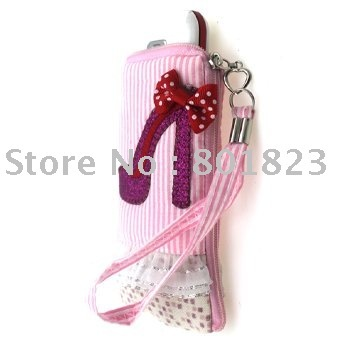 Free shipping-57pcs,Cute cartoon wallet / female cloth key holder / mobile phone bag camera bag coin bag,best-selling