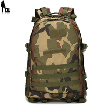 Hot Selling Outdoor Molle 3D Military Tactical Backpack Rucksack Bag 40L for Camping Traveling Hiking Trekking