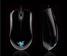 2015 NEW OEM For Razer ABYSSUS mouse ,3500DPI,(Mirror Edition and matte-Edition), Gaming Mouse,Brand new,With Retail BOX