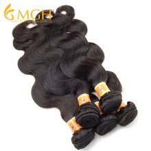 Magic hair 5a grade brazilian virgin hair body wave cheap human hair bundles aliexpress hair extensions brazilian body wave(China (Mainland))