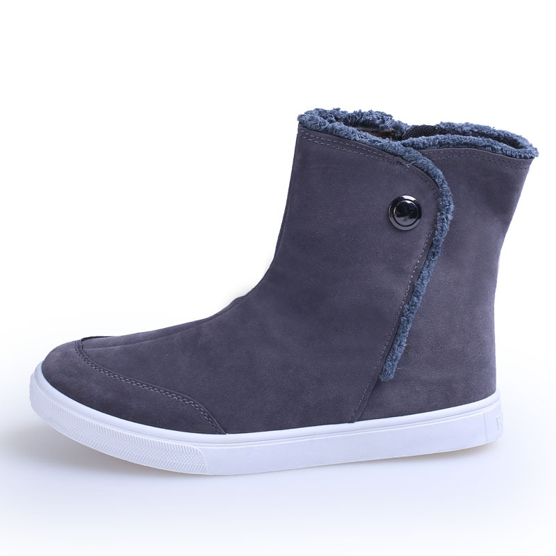 Zapatillas Top Fashion Sport Shoes The New 2015 Boots Fashion Warm Cotton Brand Footwear Men's Spring And Autumn Winter Shoes(China (Mainland))