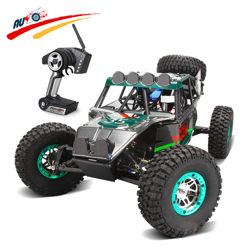 RC Car WLToys  K949 2.4Ghz RC Remote Control Truck Dirt Drift Car 1/10 4WD 2.4G RC Climbing Short Course RTRTruck Buggy