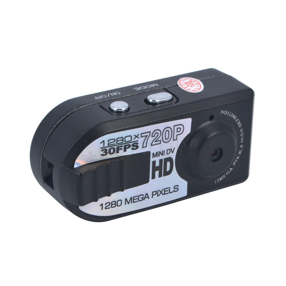 Mini Camera HD DV DVR Micro Camera Digital Q5 for Cam Video Voice Recorder Camcorder Mini Camara 720P(China (Mainland))