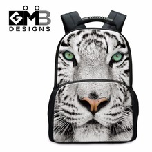 Buy Tiger Backpacks Boys High Owl School Bags College Children Day pack Dog Lightweight Back pack Fashion Mochilas for $29.99 in AliExpress store