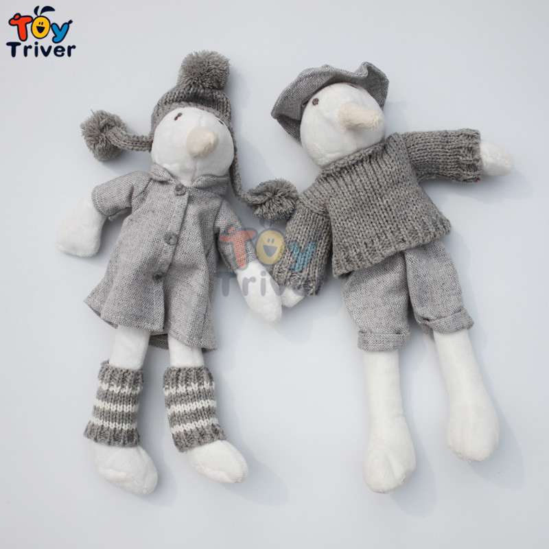 Triver Toy HOT 32cm Penguin Dolls Handmade Knitted Toys Stuffed Doll for Kids Children Friend Korean Japan Style free shipping(China (Mainland))