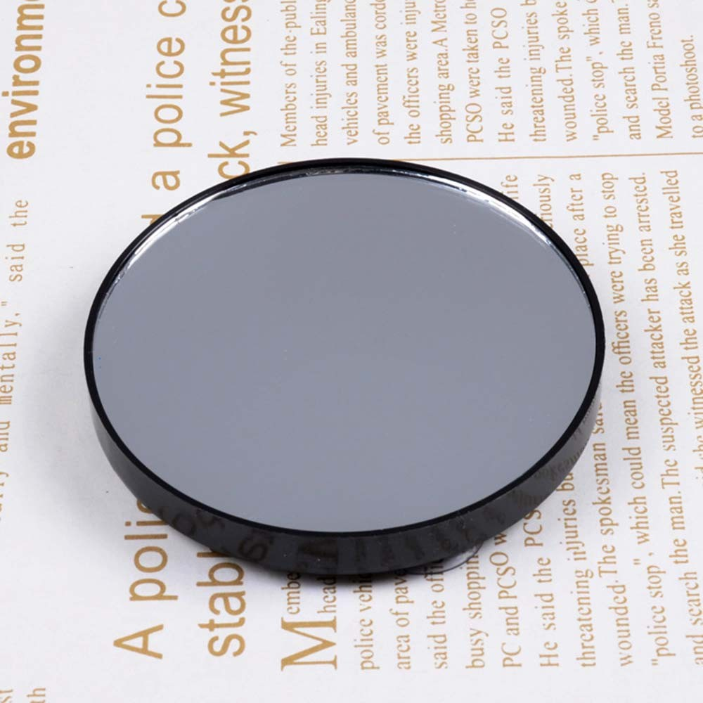 1pc New Make Up Mirror 15X Magnifying Glass Mirrors Cosmetics Miroir With Suckers Women Beauty Makeup Tool SC166