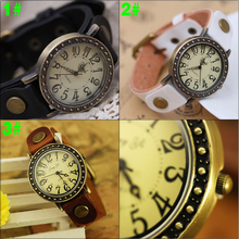 Hot-sale Watches Sell Like Hot Cakes Antique Watch Fashion Personality Retro Women Belt Leisure Watches