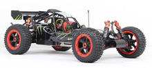1/5 Scale 30.5cc 4WD gas powered baja 5B with tunepipe & 2.4G remote controller RTR(China (Mainland))