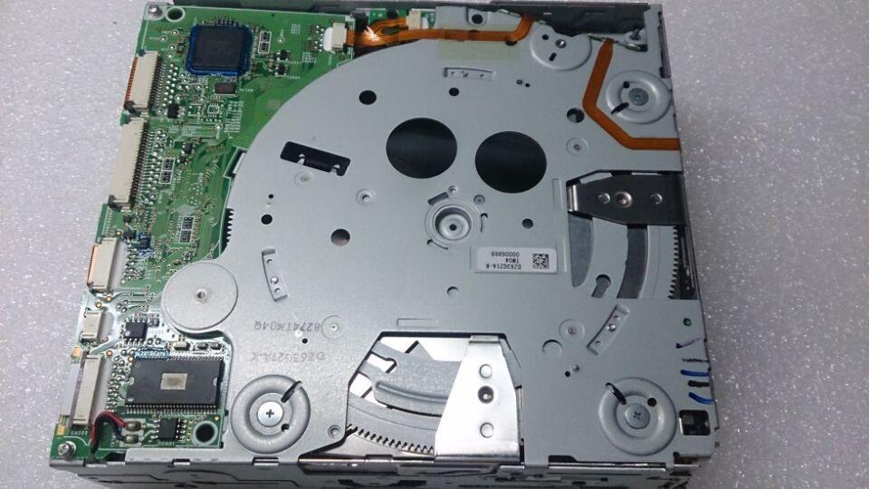 100% new Alpine DZ63G21A-K Six Disc CD changer loader 6CD Car Mechanism 8274TMO4Q(China (Mainland))